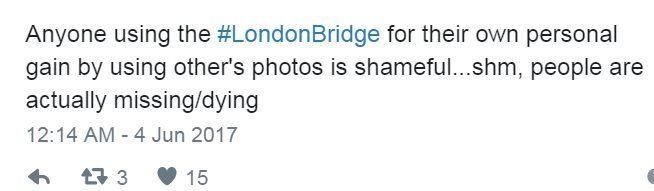 Screen grab of tweet by @Kirapbaby