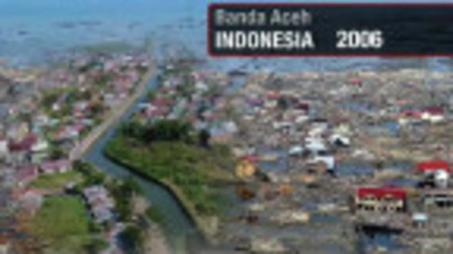 10 Tahun Setelah Bencana Tsunami Aceh Bbc News Indonesia