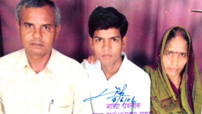 नारायण सिंह भदौरिया का परिवार