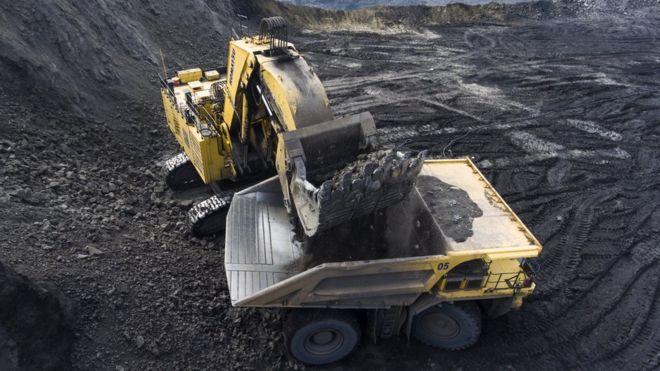 Как добыча угля изменила Сибирь. Вид из космоса
