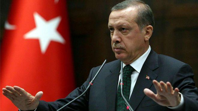 """أردوغان: """"كشفنا مؤامراتكم ونتحداكم.. لن نرضخ لأولئك الذين أسسوا نظام رخاء لأنفسهم من خلال استغلال العالم"""""""