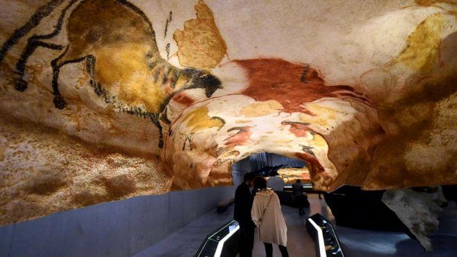 Образцы пещерного искусства свидетельствуют об удивительном уровне интеллекта людей того времени
