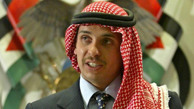 الأمير الأردني حمزة بن الحسين