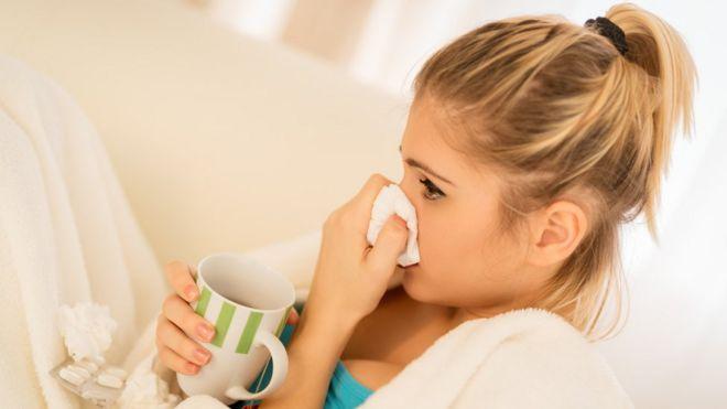 Cura para la gripe y tos