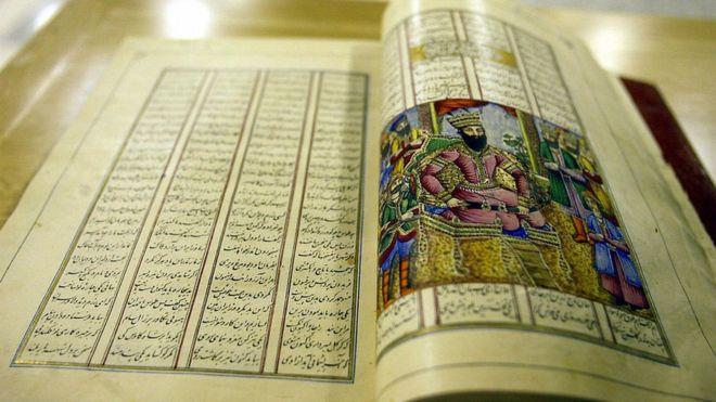بیش از یک قرن جدال زبانی-سیاسی؛ خط فارسی یا عربی؟ سام فرزانه بیبیسی، واشنگتن