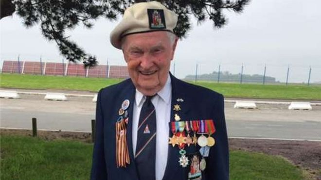 overwhelming response to ww2 veteran refund campaign bbc news