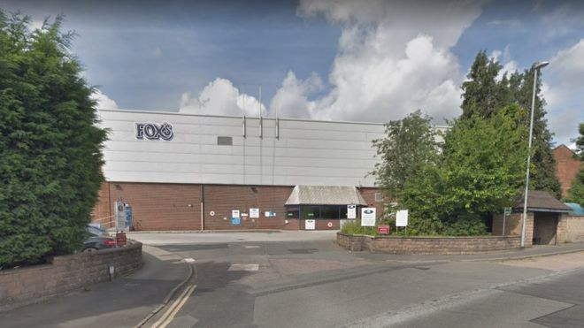 Uttoxeter S Fox S Biscuits Factory Announces Job Cuts Bbc News