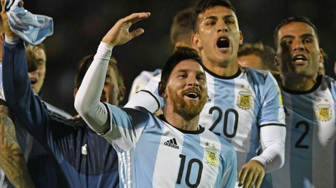 Russie-2018 : Messi qualifie l'Argentine