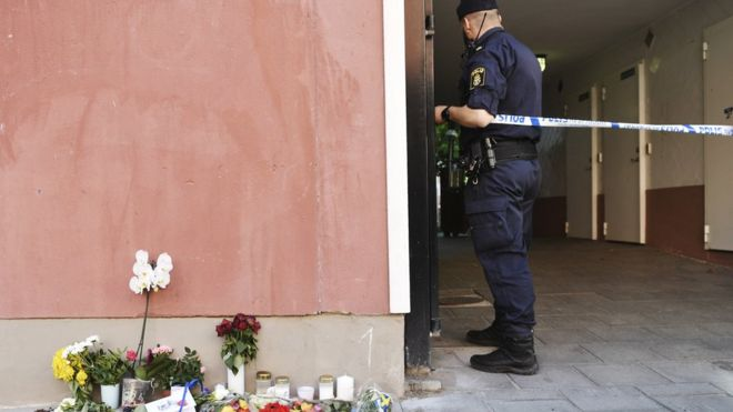 Swedish police charged over fatal shooting of man with