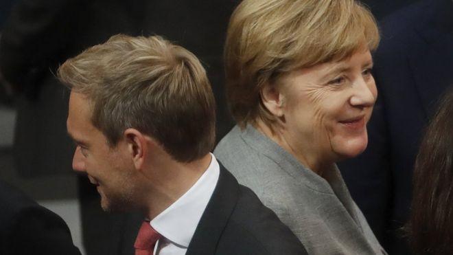 Линднер и Меркель
