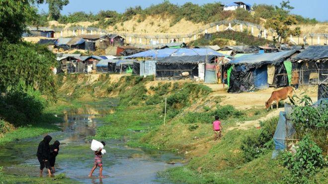 Uluslararası Af Örgütü: Myanmar ordusu Arakan'da askeri üsler inşa ediyor