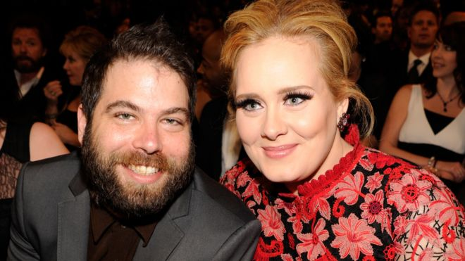 Pop superstar Adele splits from husband
