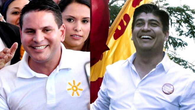 Costa Rica espera resultados de comicios electorales