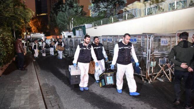 CNN: Türk istihbaratı Kaşıkçı'nın kaybolmasından birkaç saat içinde öldürülmüş olabileceği görüşünde