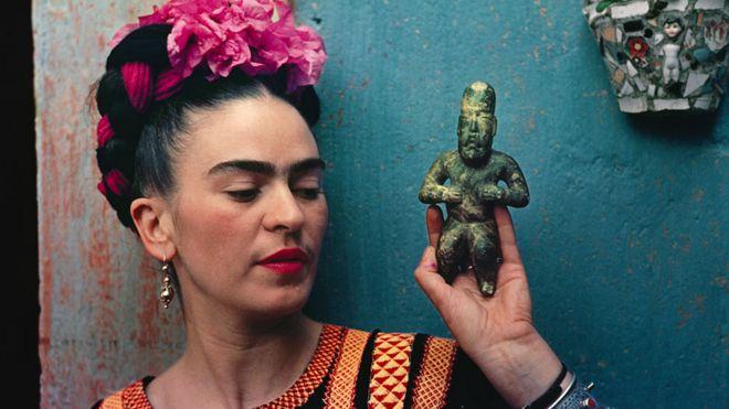 Frida Kahlo in 1939