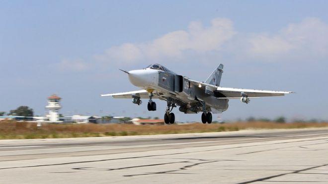 Rusya basını: Suriye'de Rus üslerine saldırı Türkiye'nin denetlediği bölgeden geldi