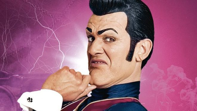 Image result for robbie rotten