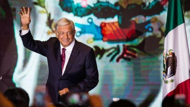 cd80cc7a5eab4 López Obrador arrasa en las elecciones presidenciales de México y ...