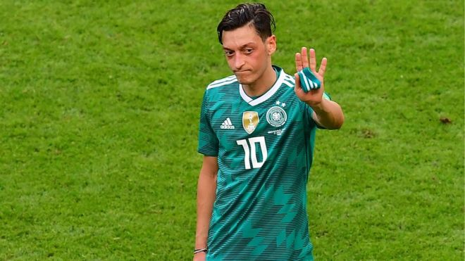 b8386dd9d Mesut Ozil  Arsenal midfielder say im no wan play for Germany again ...