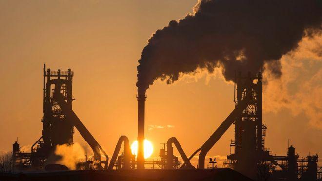 Tata продала свой металлургический завод в Сканторпе в начале этого года