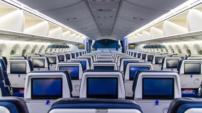 Áp suất không khí giảm trên máy bay có thể làm giảm lượng oxy trong máu của hành khách từ 6 đến 25%