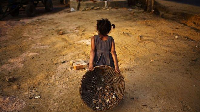 Ребенок в Индии