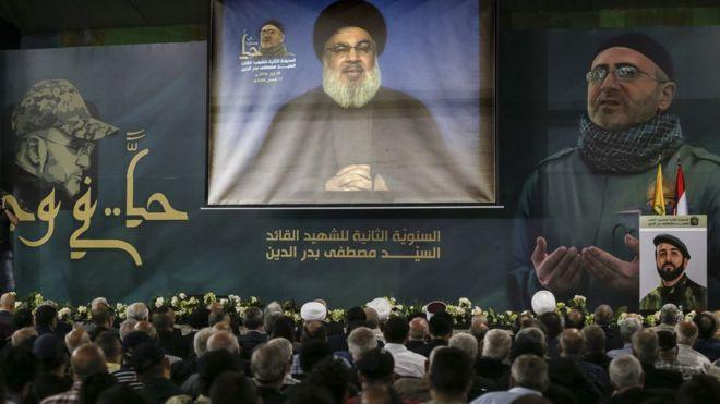 آمریکا و چند کشور عرب، حسن نصرالله و رهبران دیگر حزبالله را تحریم کردند