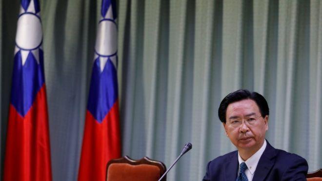 台灣外交部長