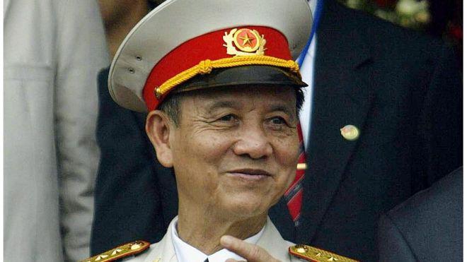 Đại tướng Phạm Văn Trà
