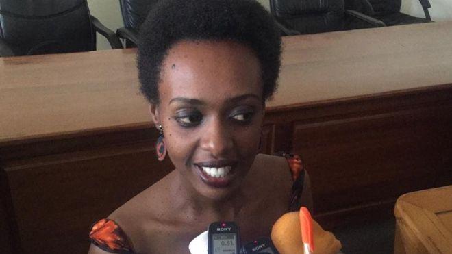 Mahakama ya Rwanda yamuacha huru mwanasiasa wa upinzani,Diane Rwigara
