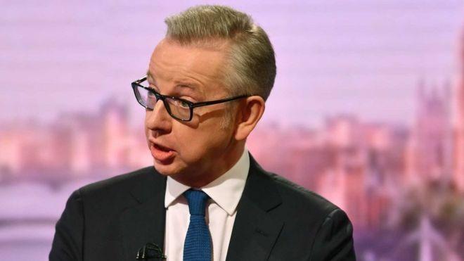 Michael Gove: Cocaine 'mistake' a 'deep regret' - BBC News