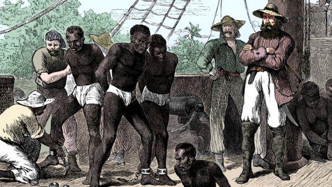 Resultado de imagem para escravos não são pessoas