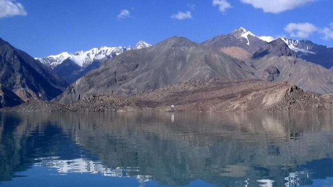 سانحه هلیکوپتر در شرق تاجیکستان پنج کشته برجا گذاشت