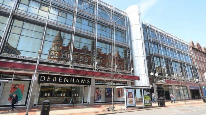 Belfast Debenhams