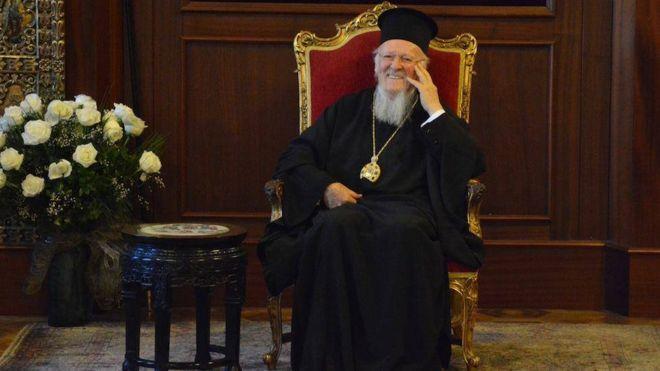 Патріарх Варфоломій І