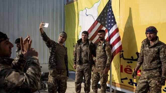نیروهای کرد سوریه خواستار تحویل اعضای داعش به محاکم بینالمللی شدند