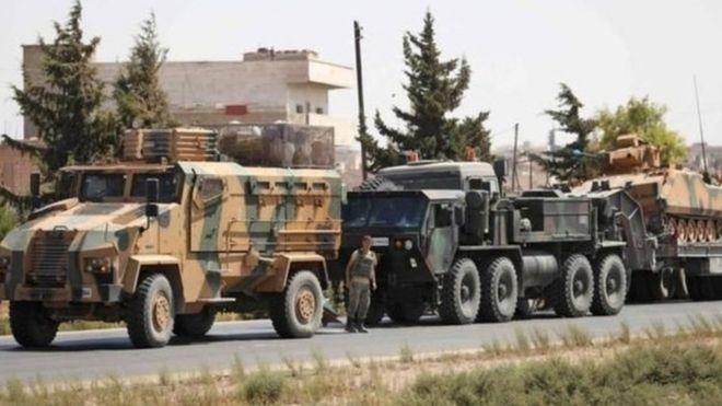الحرب في سوريا: تضارب بشأن انسحاب المعارضة المسلحة من إدلب
