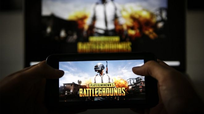 Pubg Arrests The Fortnite Rival Taking India By Storm Bbc News