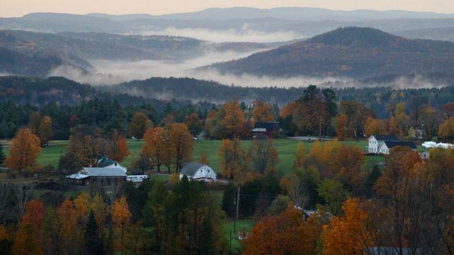 Outono em Vermont