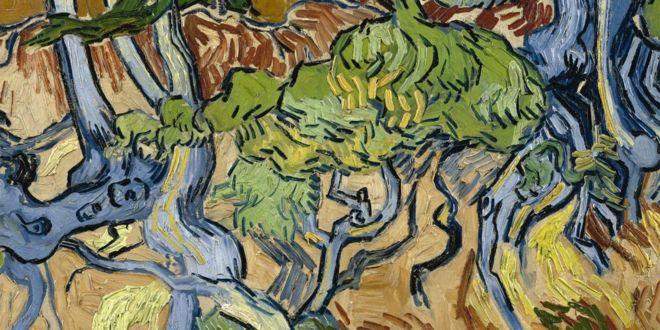 Lo que el cuadro que pintaba Van Gogh el día que se pegó un ...