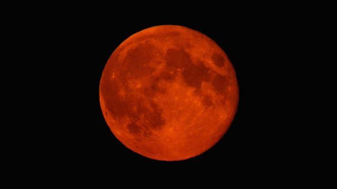 Kanlı Ay Tutulması Yüzyılın En Uzun Tutulması Bugün Kaçta Başlıyor