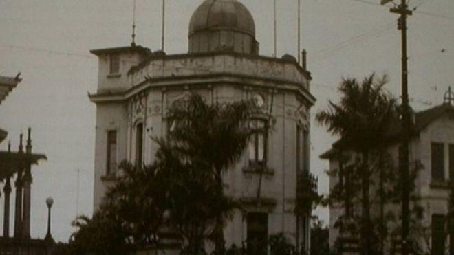 Antigo observatório da Paulista