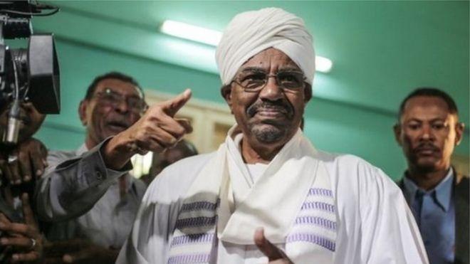 Rais Omar al Bashir amekuwa kiongozi wa Sudan tangu mapinduzi ya mwaka 1989