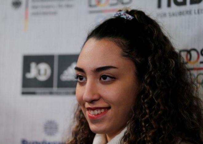 کیمیا علیزاده: فکر بازگشت به ایران را نمیکنم