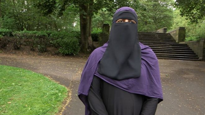 Life after prison for Muslim women - BBC News