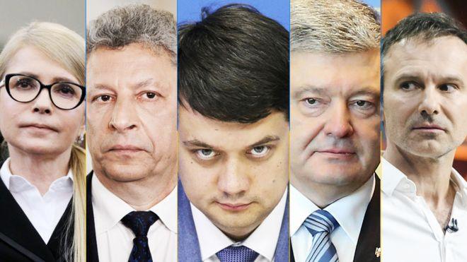 Лидеры