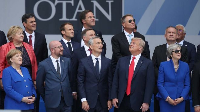 Trump: NATO üyeleri savunma harcamalarını iki katına çıkarmalı