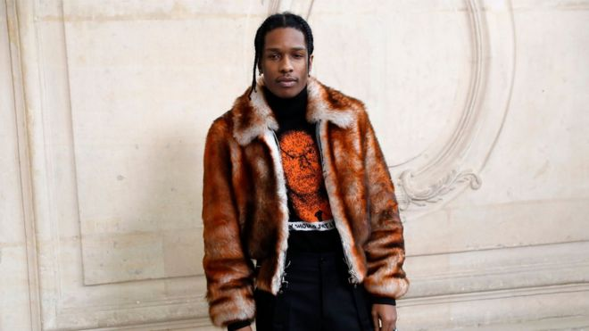 ASAP Rocky: President Trump demands Sweden free US rapper