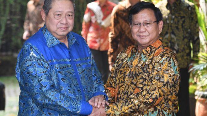 Foto Prabowo Dan Sby - Gallery Islami Terbaru