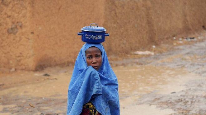 Girl in Zamfara State